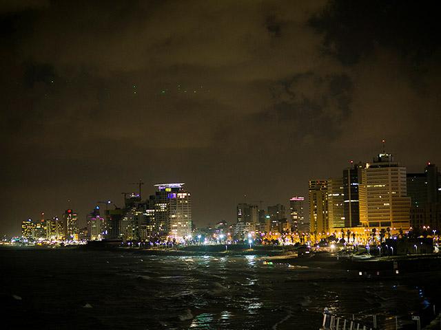 Night tour in Tel Aviv